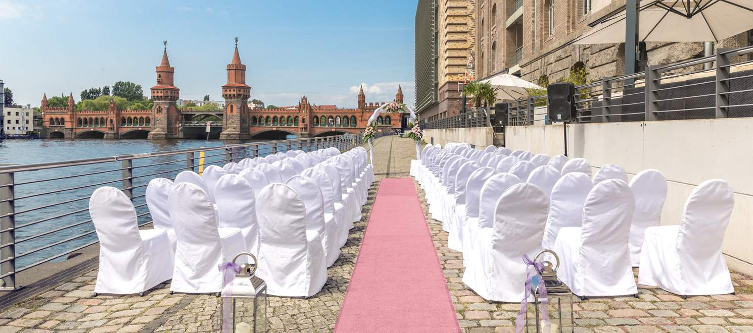 Weddings in the heart of berlin