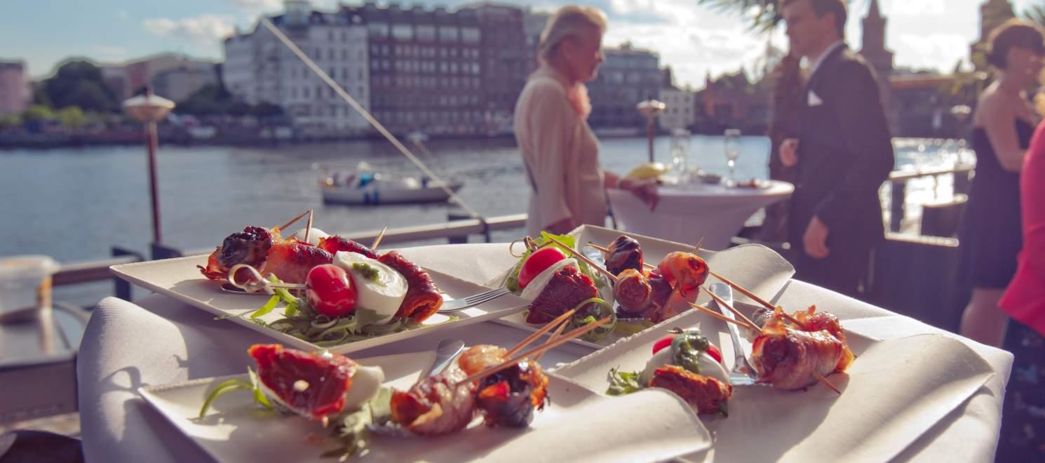 Empfänge & Sommerfeste