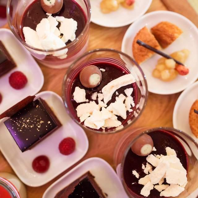 Erleben Sie ein Festival der Sinne mit unserem Team de Cuisine