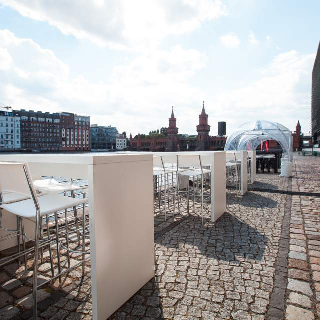 The Exceptional Event Location in Berlin