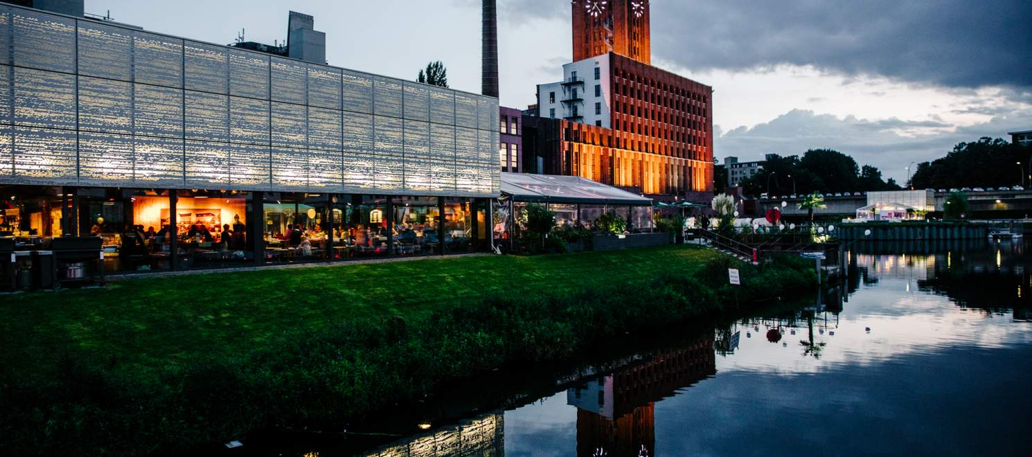Pier13 & iLand Berlin Eventlocations